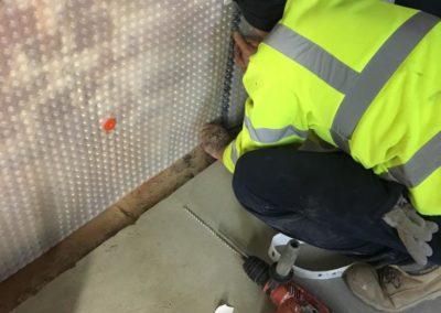 MPS Membrane Installation