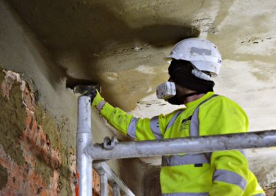 MPS Installing PUDLO Render Seal