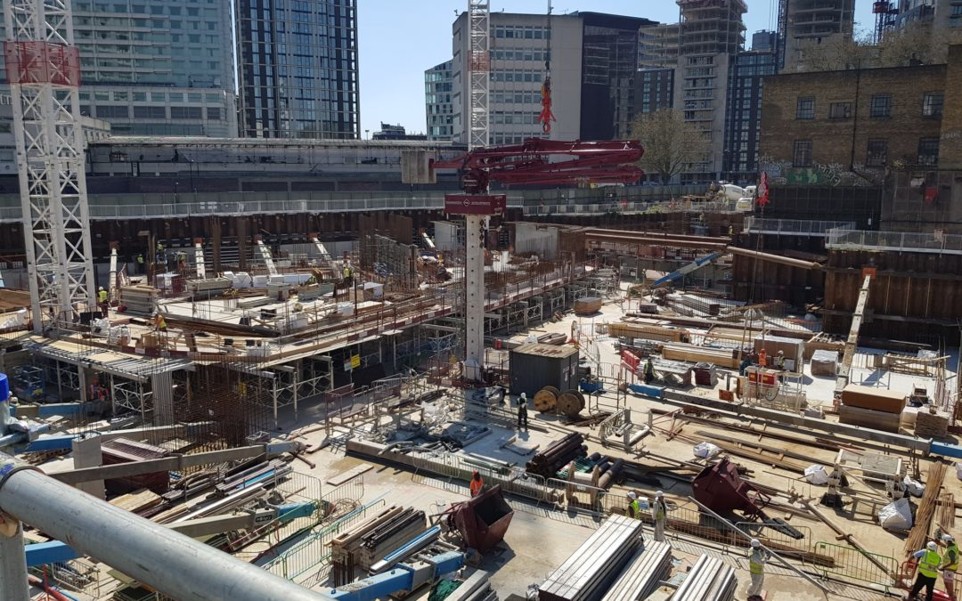 Concrete Magazine Article – Laying the foundations for West End Gate