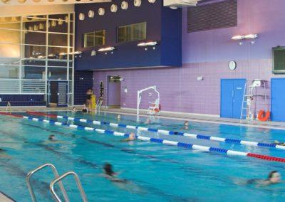 Newmarket Leisure Centre
