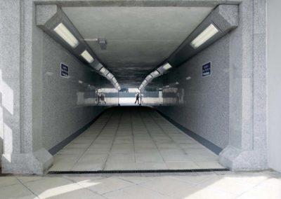 Vauxhall Tunnel