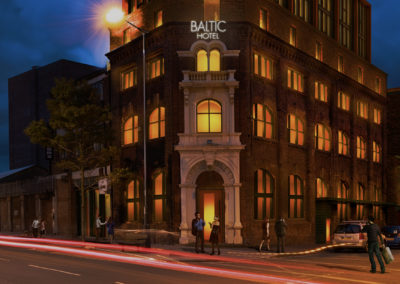 Baltic Hotel, Liverpool
