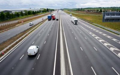 Highways England trials Cemfree on A14