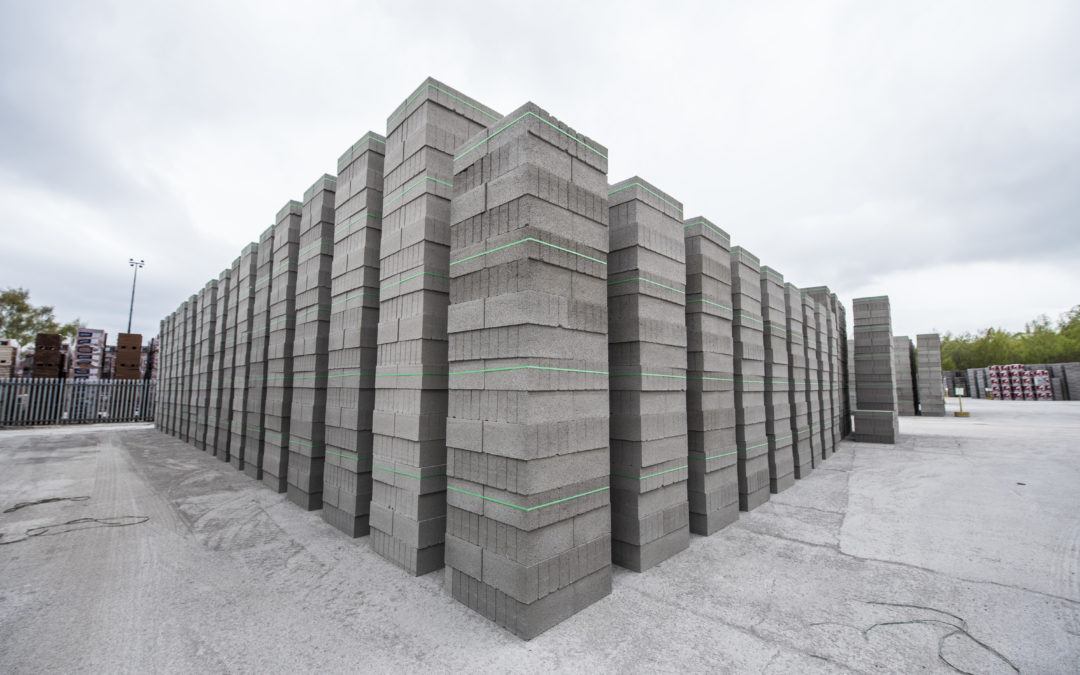 Greenbloc – UK's first cement-free ultra-low carbon concrete block launched