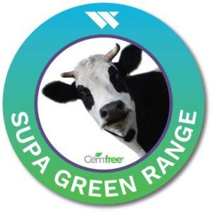 Supa Green Logo