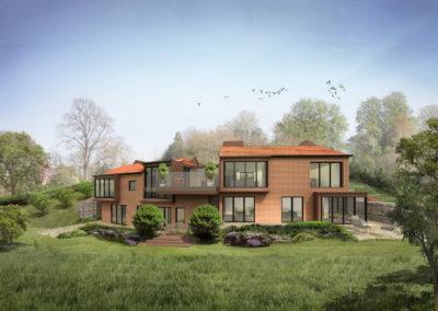 Lloyd House eco-home, Kent