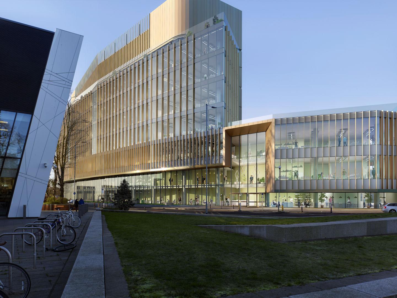 Paterson Building Manchester PUDLO