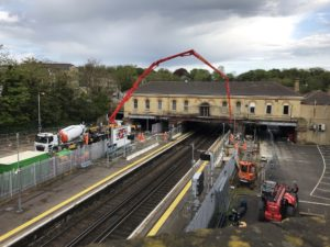 Cemfree with Network Rail