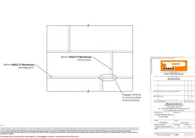 Overlapping Detail Plan View