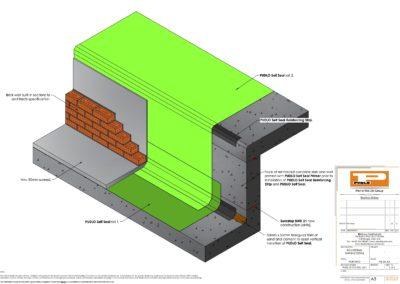 ISO Internal Tanking Detail